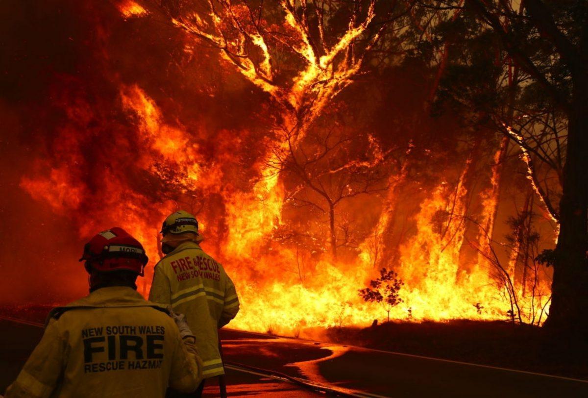 Australien ruft Notstand in Hauptstadt Canberra aus