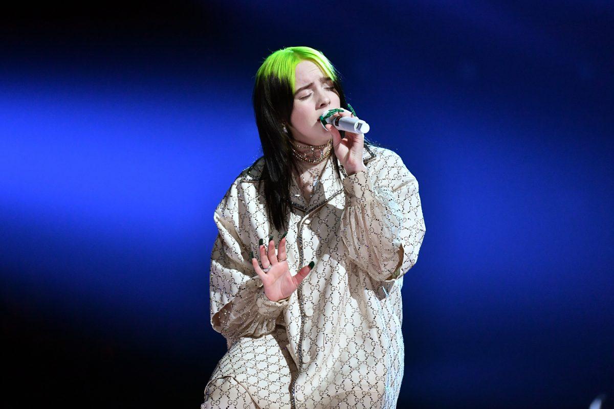 Billie Eilish performt bei Oscars 2020
