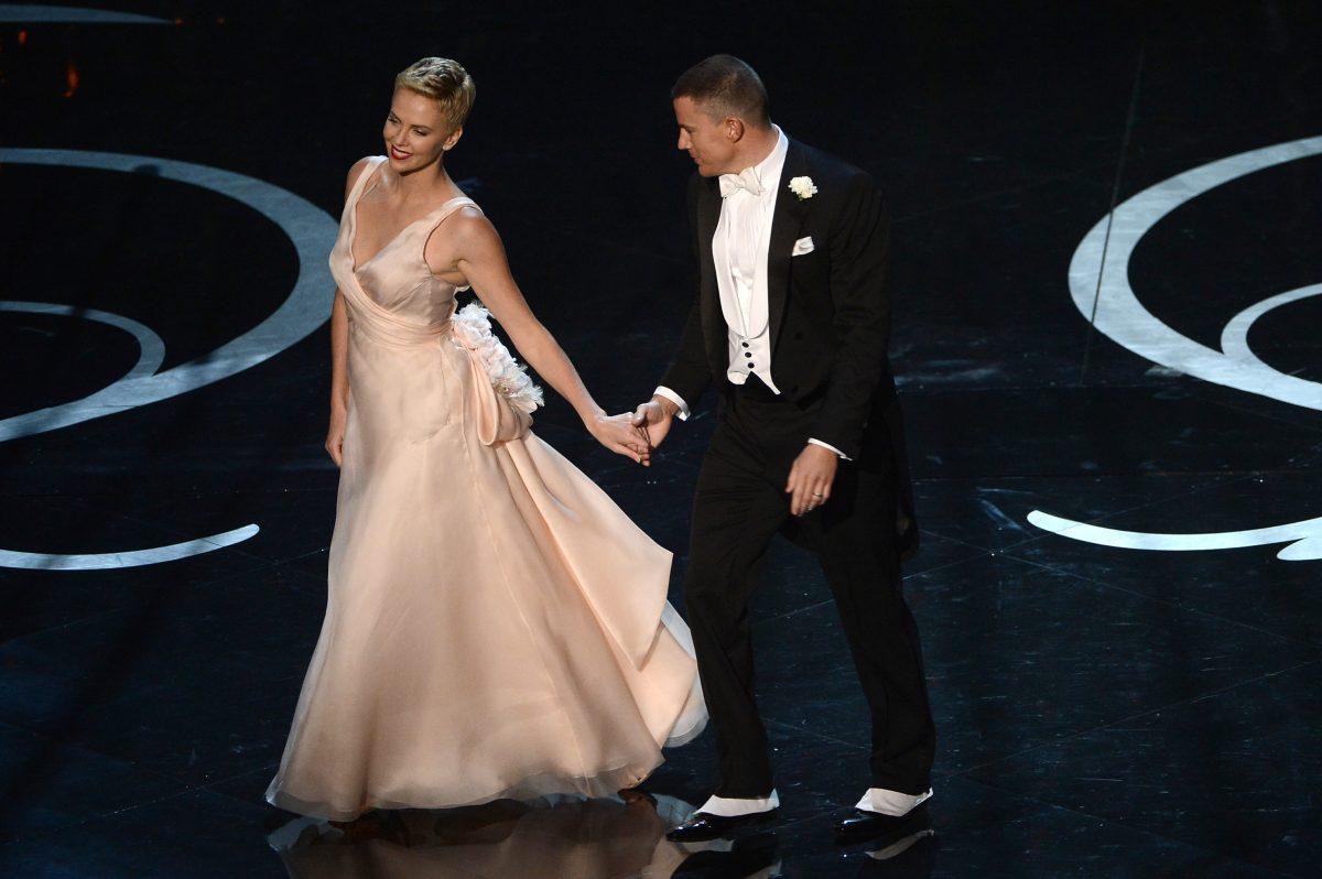 Sind Channing Tatum und Charlize Theron ein Paar?