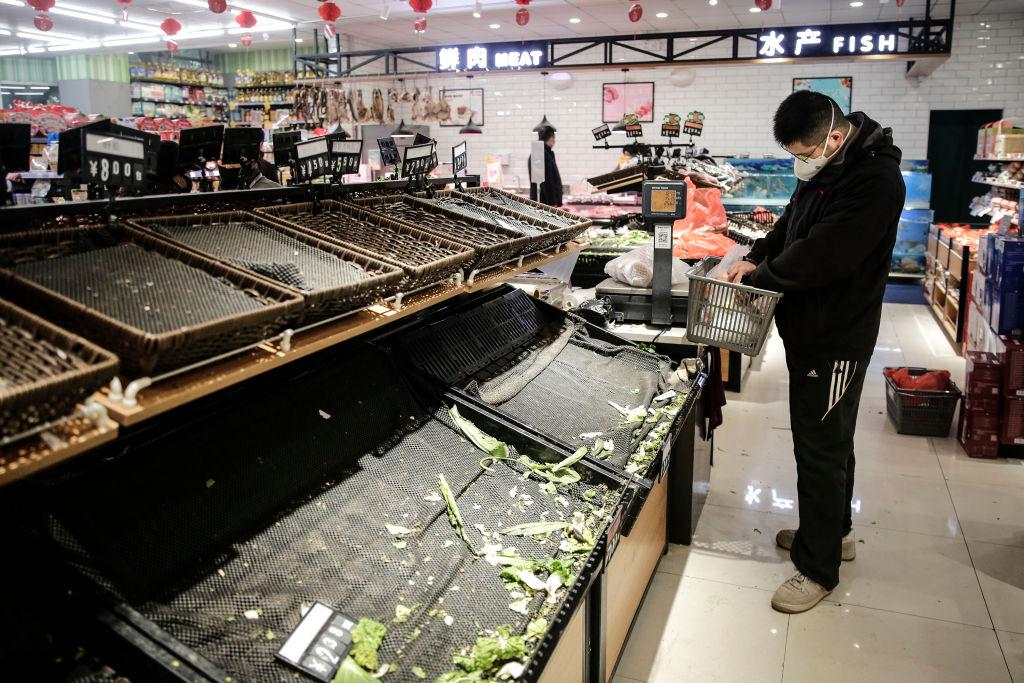 Coronavirus: China riegelt Wuhan komplett ab