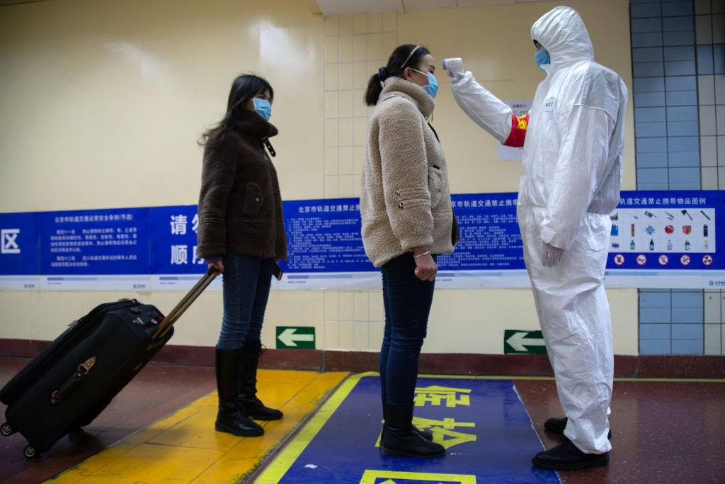 Coronavirus: Mehr Todesfälle als bei SARS-Epidemie