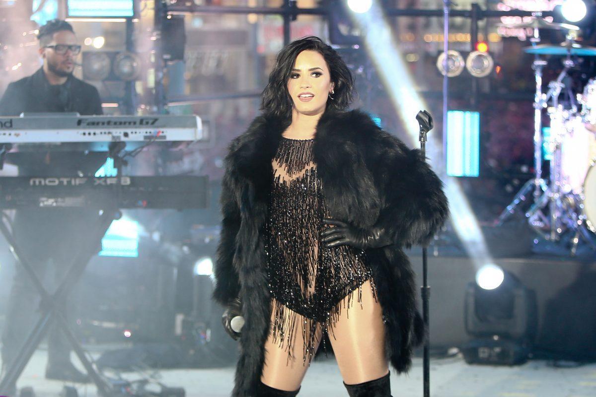 Demi Lovato performt bei Grammys 2020