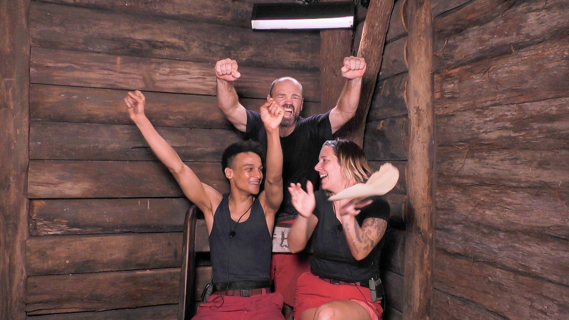 Dschungelcamp: Sven Ottke rastet wegen Danni Büchner aus