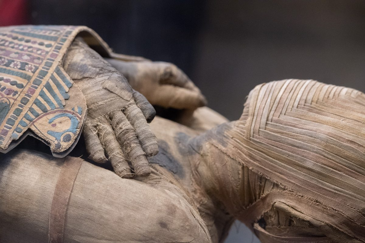 Forscher bringen Mumie zum Sprechen