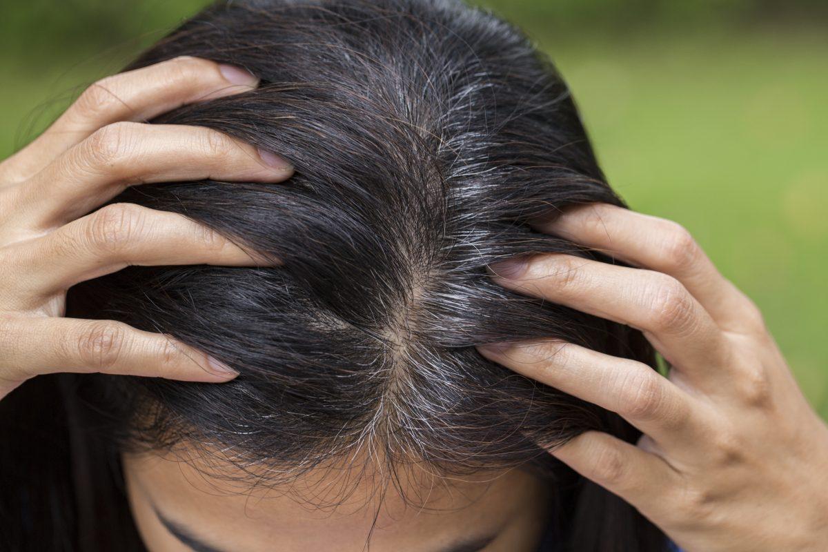 Forschung: Deswegen lässt Stress die Haare grau werden