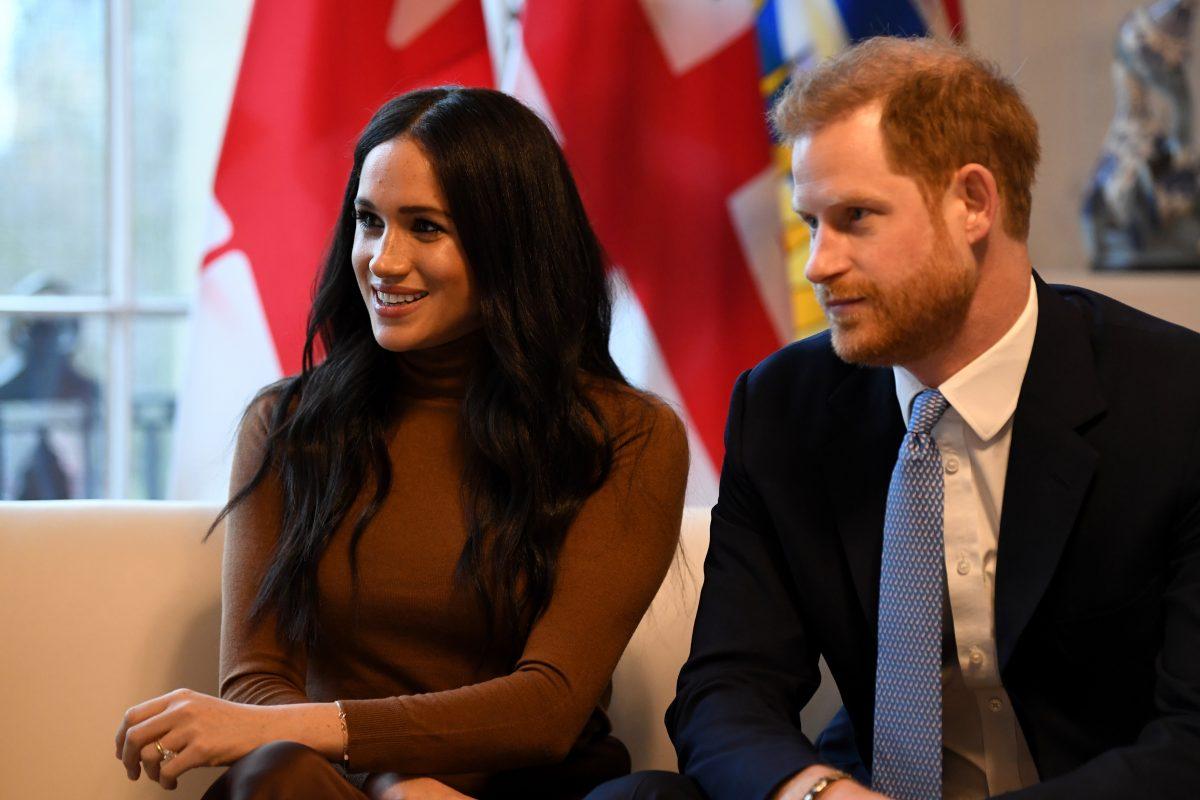 Trump fordert: Harry und Meghan sollen für eigenen Schutz zahlen