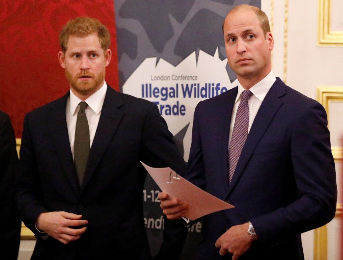 Harry & William: Öffentliches Statement zu Gerüchten um Familienstreit