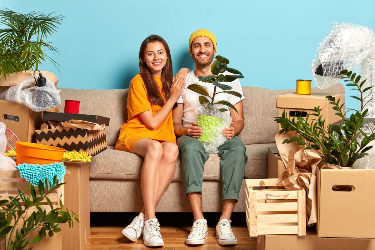Houseplanting: Das steckt hinter dem Dating Trend