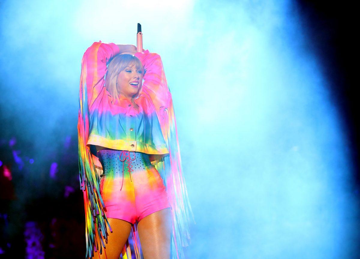 Taylor Swift wird für Einsatz in LGBT-Community ausgezeichnet