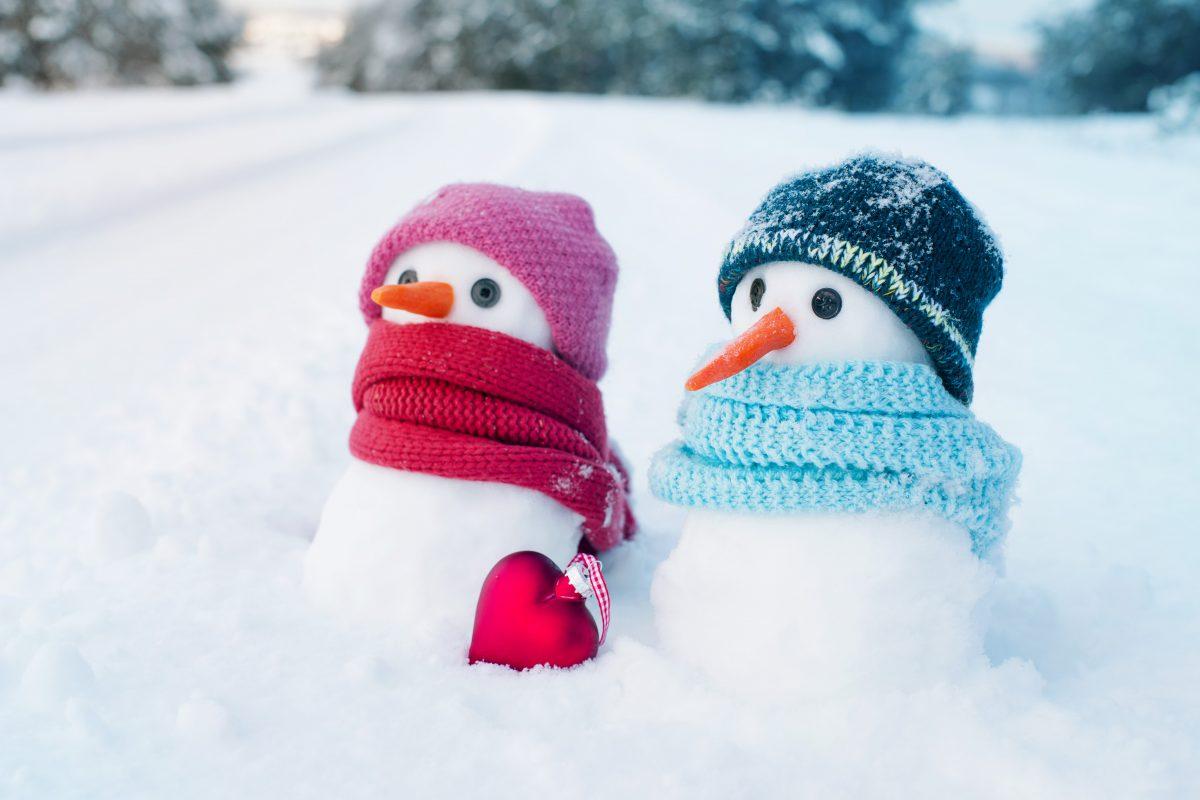 Snowmanning: Der eiskalte Dating-Trend des Winters