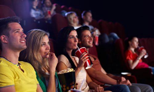 Studie: Kinofilm schauen zählt als Workout