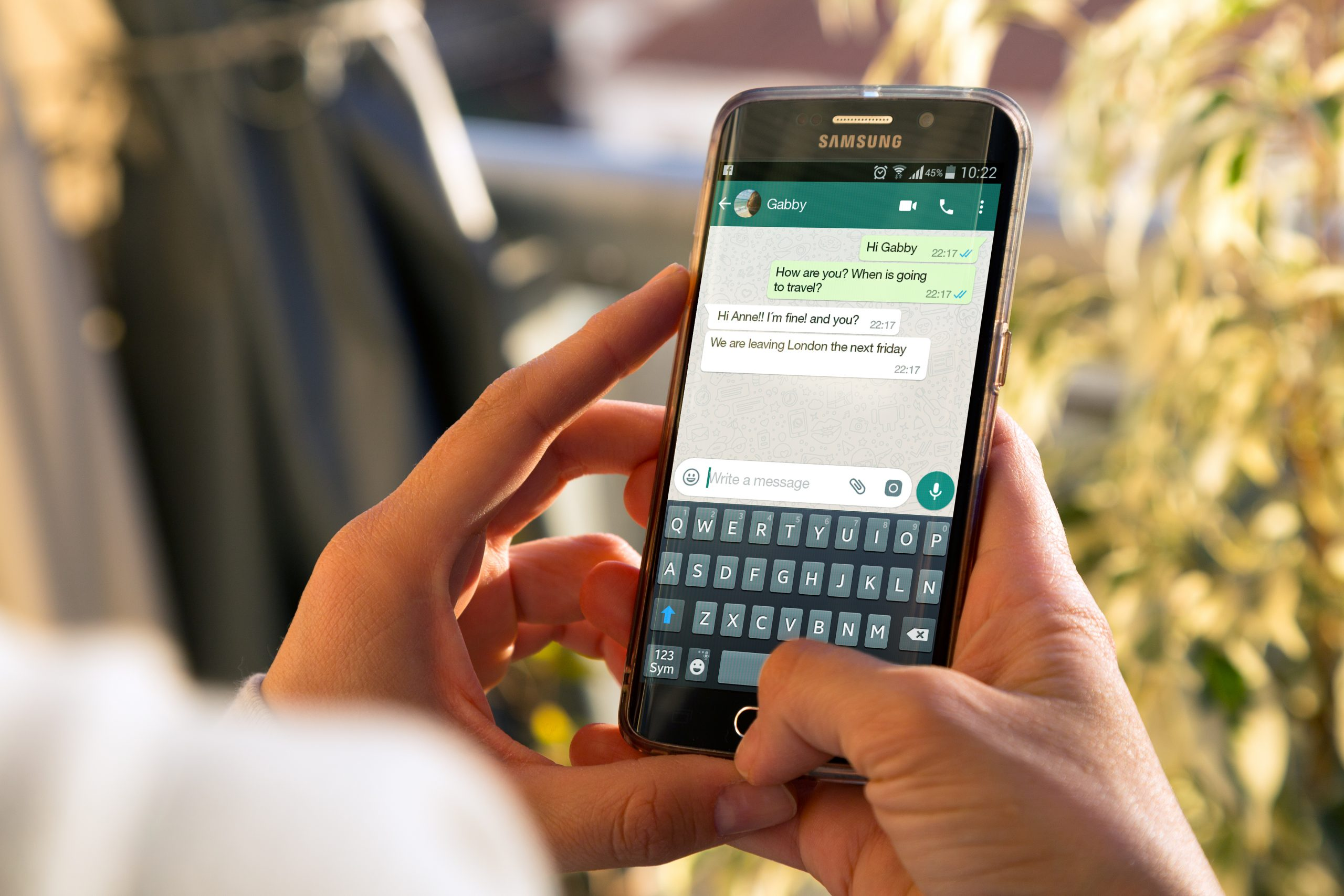Whatsapp Nachrichten Weiterleiten Sichtbar