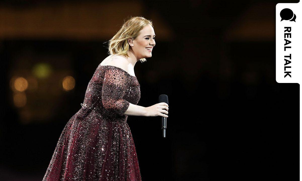 Warum ich die Kommentare über Adeles Gewichtsverlust nicht mehr hören kann