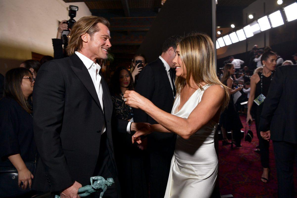 Jennifer Aniston und Brad Pitt sollen tatsächlich wieder ein Paar sein