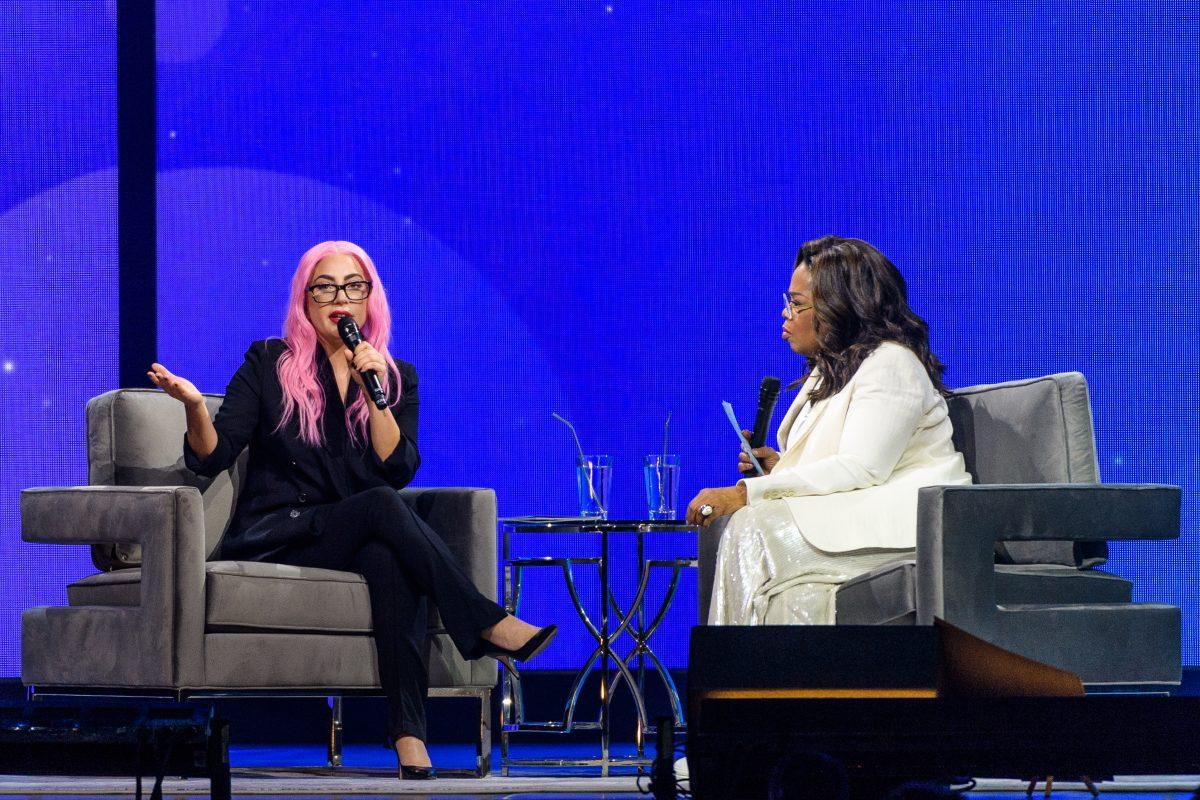 Lady Gaga spricht mit Oprah über ihre Vergewaltigungen
