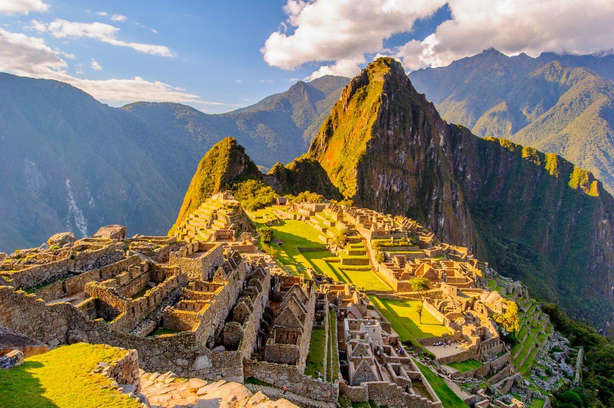 Machu Picchu: Touristen hinterlassen großes Geschäft in Tempel