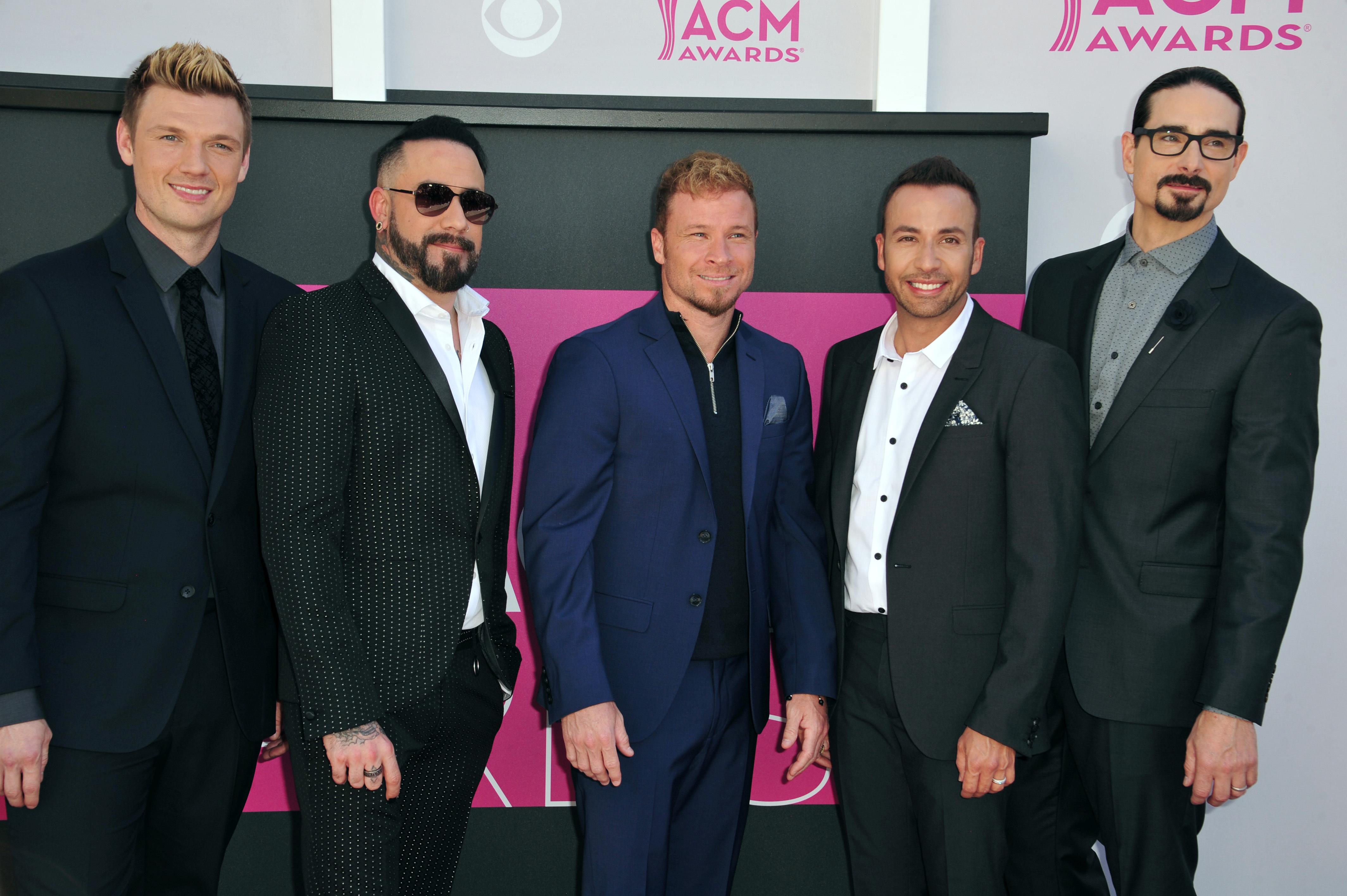 Backstreet Boys wollen mit *NSYNC auf Tour gehen