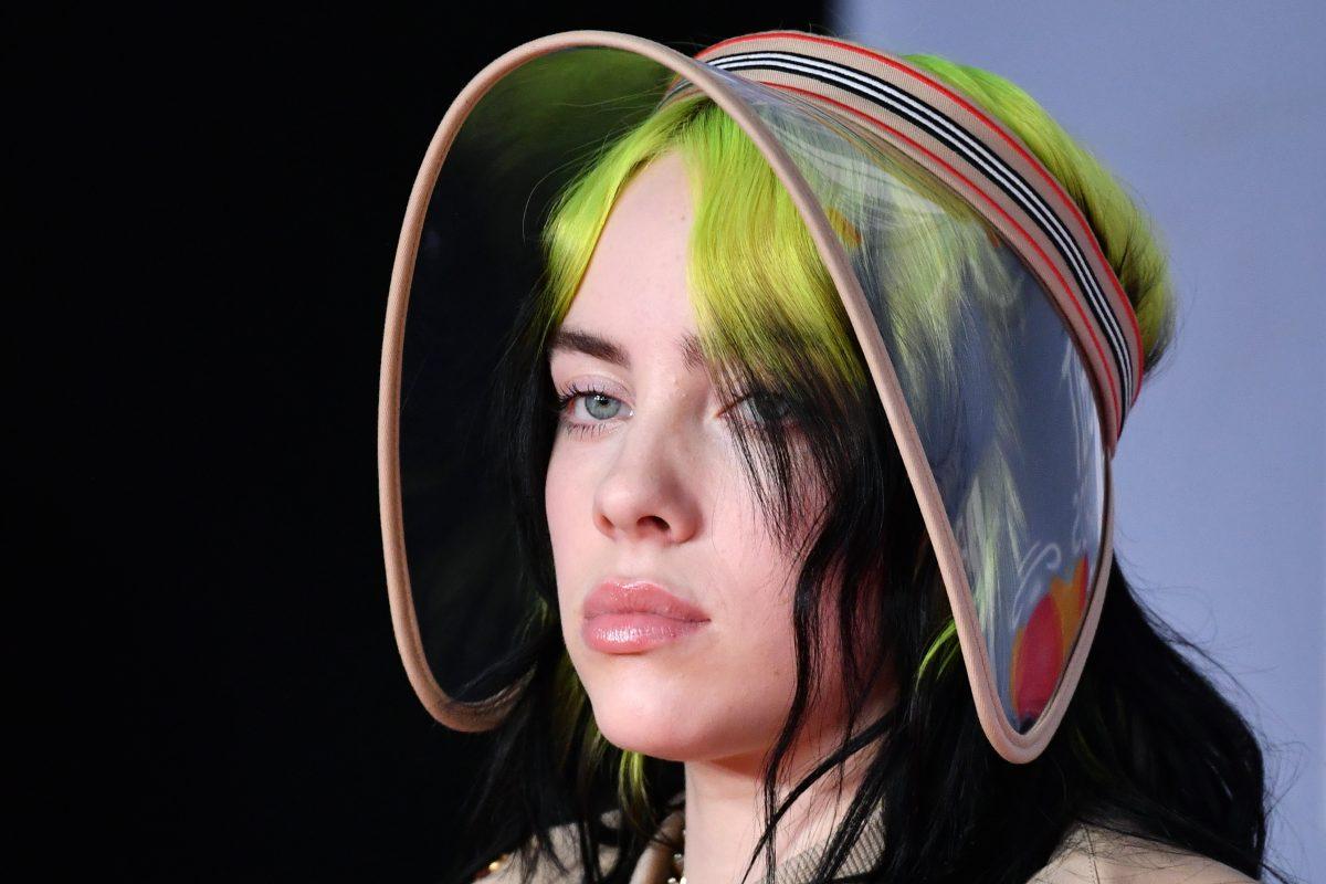 Das ist die Naturhaarfarbe von Billie Eilish: So sah sie früher aus