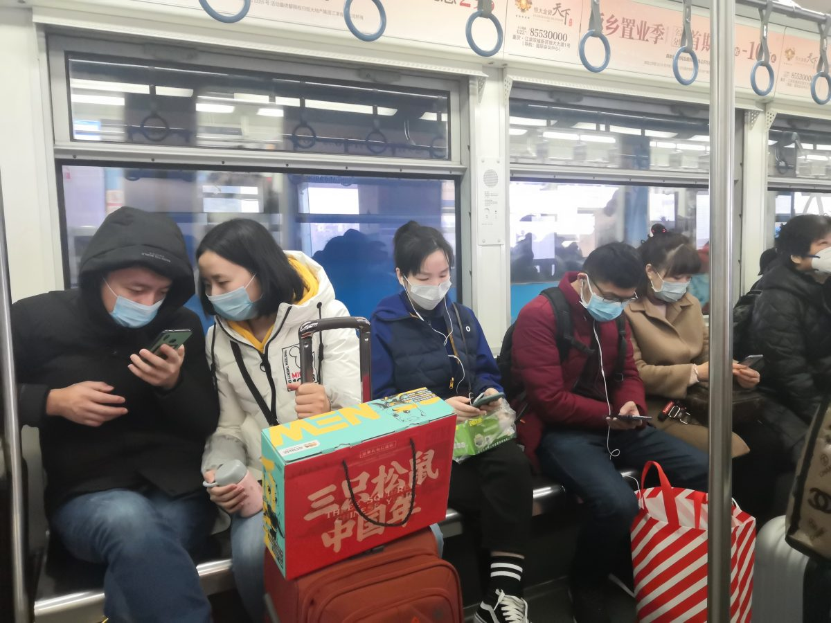 Coronavirus: Chinesische App warnt Nutzer vor Infektion