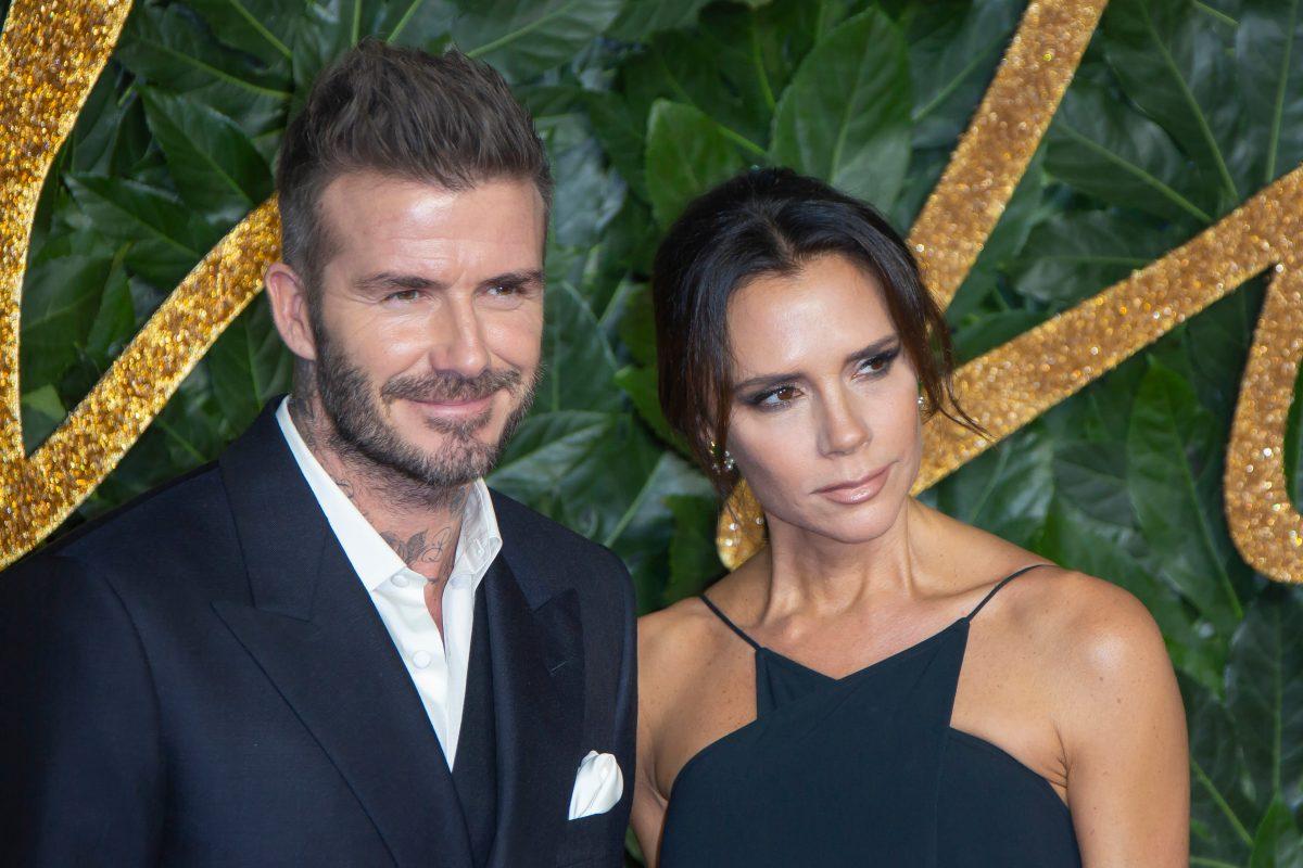 David Beckham: Deshalb hat er sich in Victoria verliebt