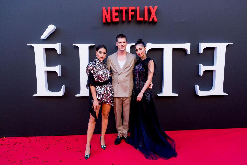 Élite: Dritte Staffel kommt im März