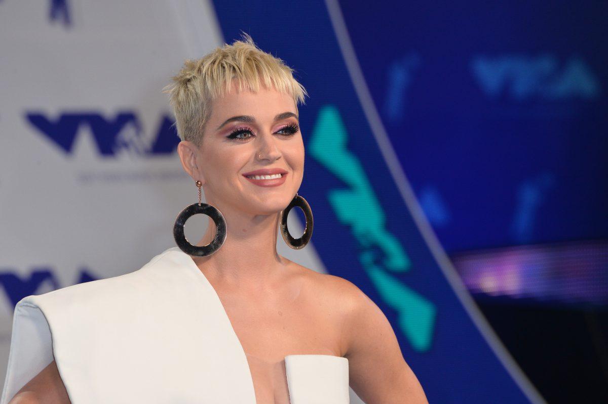 Katy Perry ist neue Botschafterin von Prince Charles' Stiftung