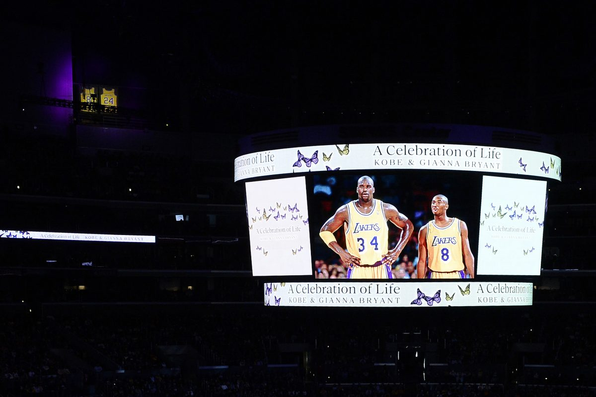 Kobe Bryant: So emotional war seine Gedenkfeier