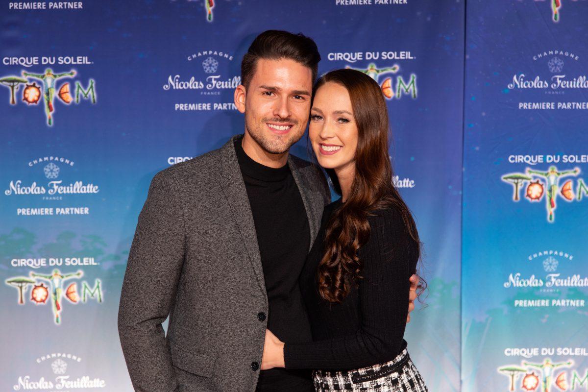 Live im TV: Marco Cerullo macht Freundin romantischen Heiratsantrag