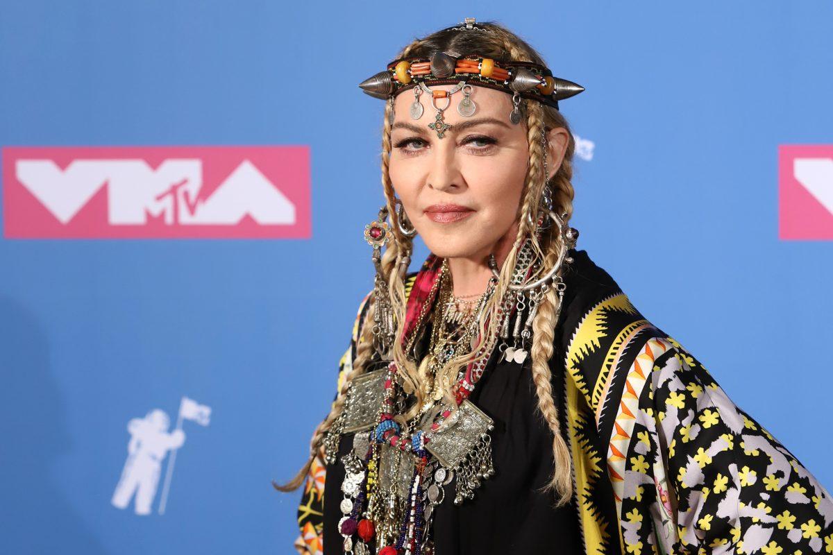 Madonna bietet Meghan und Prinz Harry ihr Apartment an
