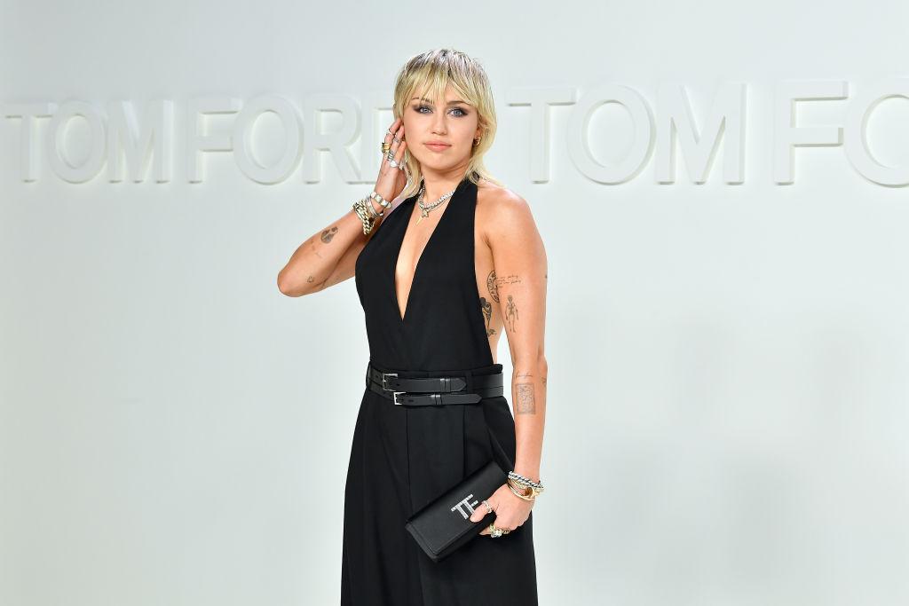 Miley Cyrus zeigt ihren Nippel auf Instagram