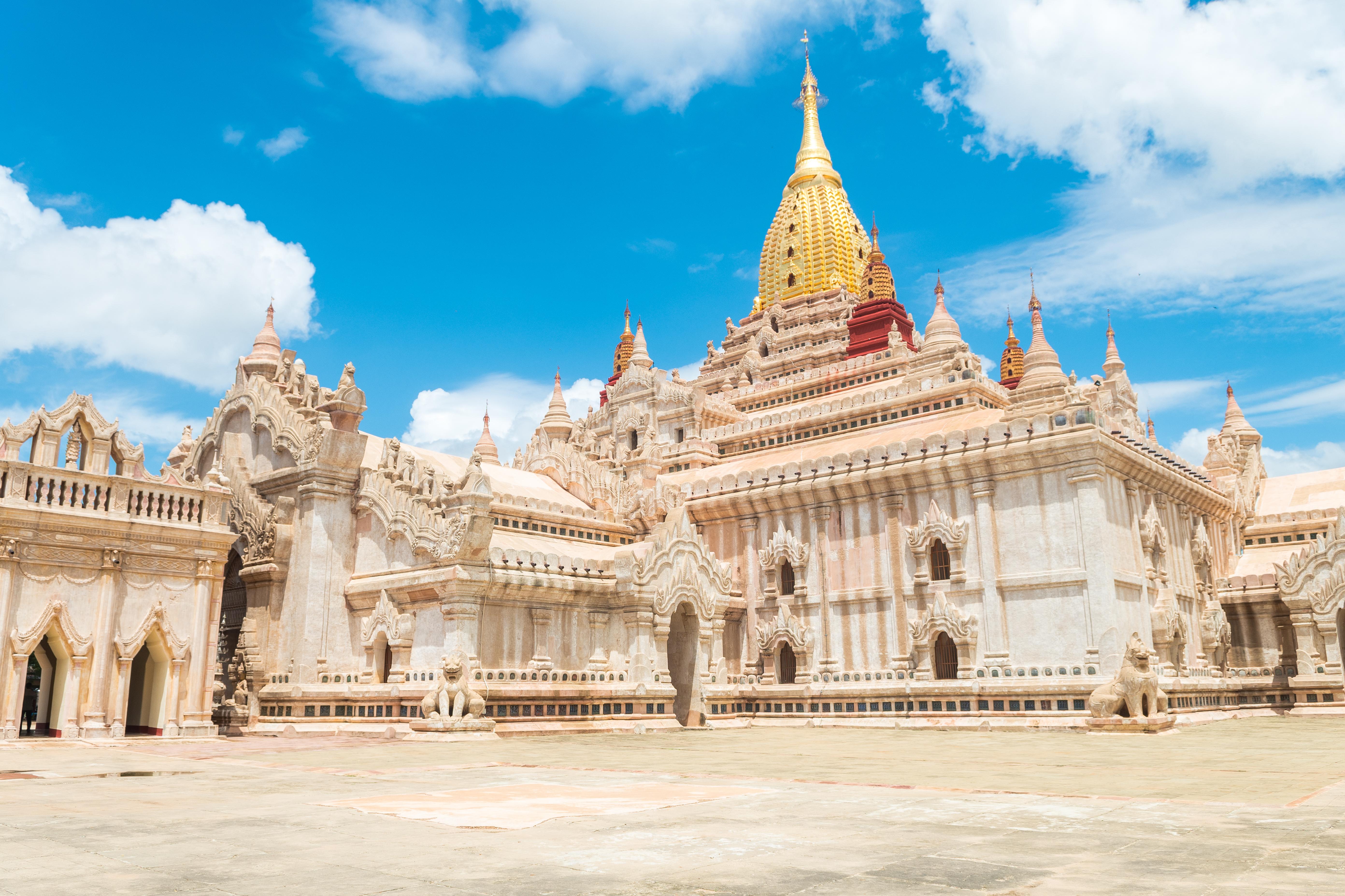 Touristen drehten Sexvideo in Tempel in Myanmar