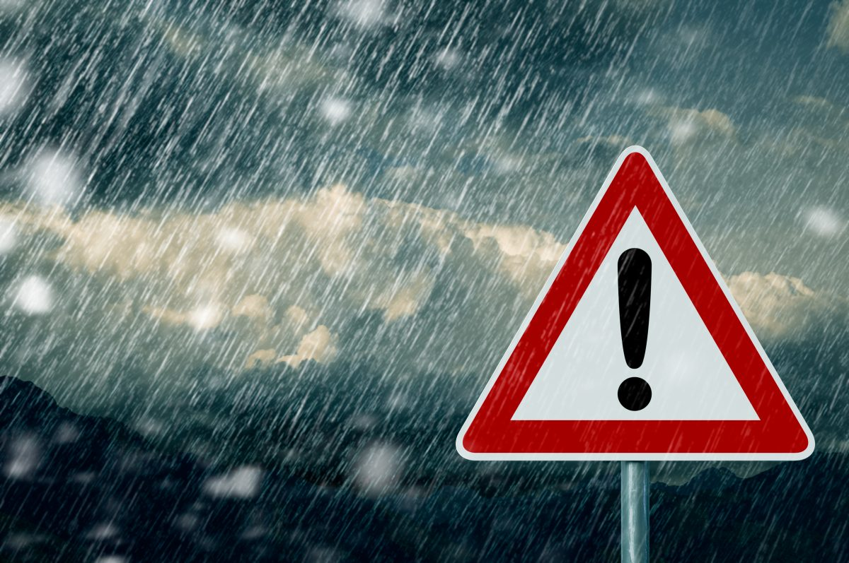 "Orkan ""Sabine"": Wetterdienst warnt vor 150 km/h Sturmböen"