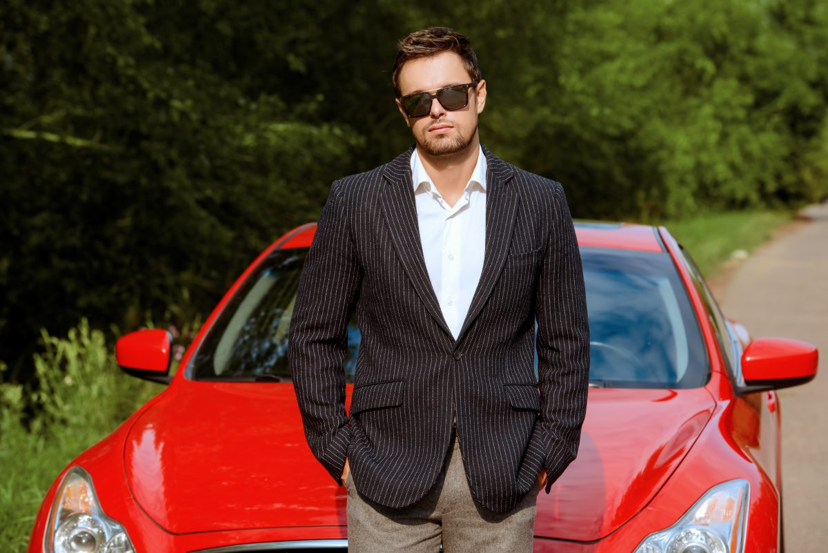 Menschen mit teuren Autos sind rücksichtslos: Das bestätigt eine Studie