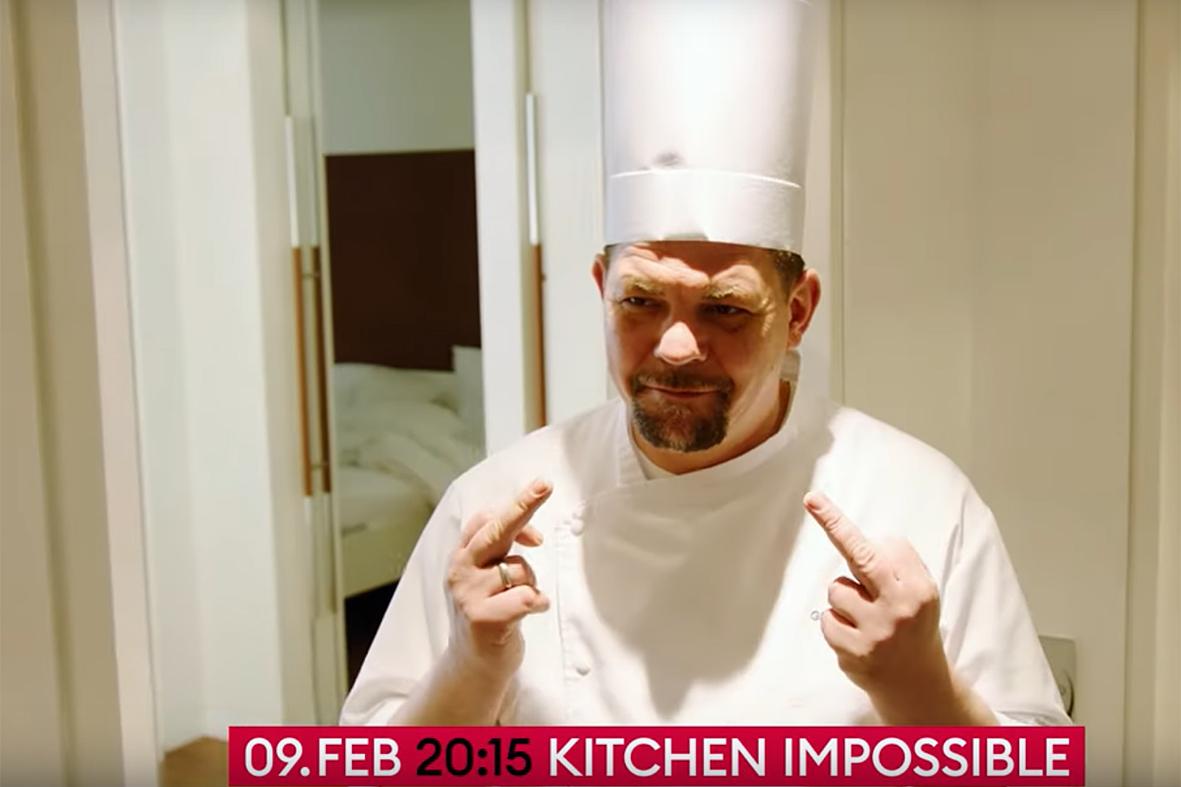 Kitchen Impossible: Tim Mälzer gegen Christoph Kunz