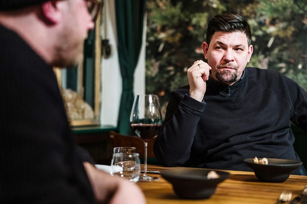 Kitchen Impossible: Tim Mälzer gegen Max Strohe