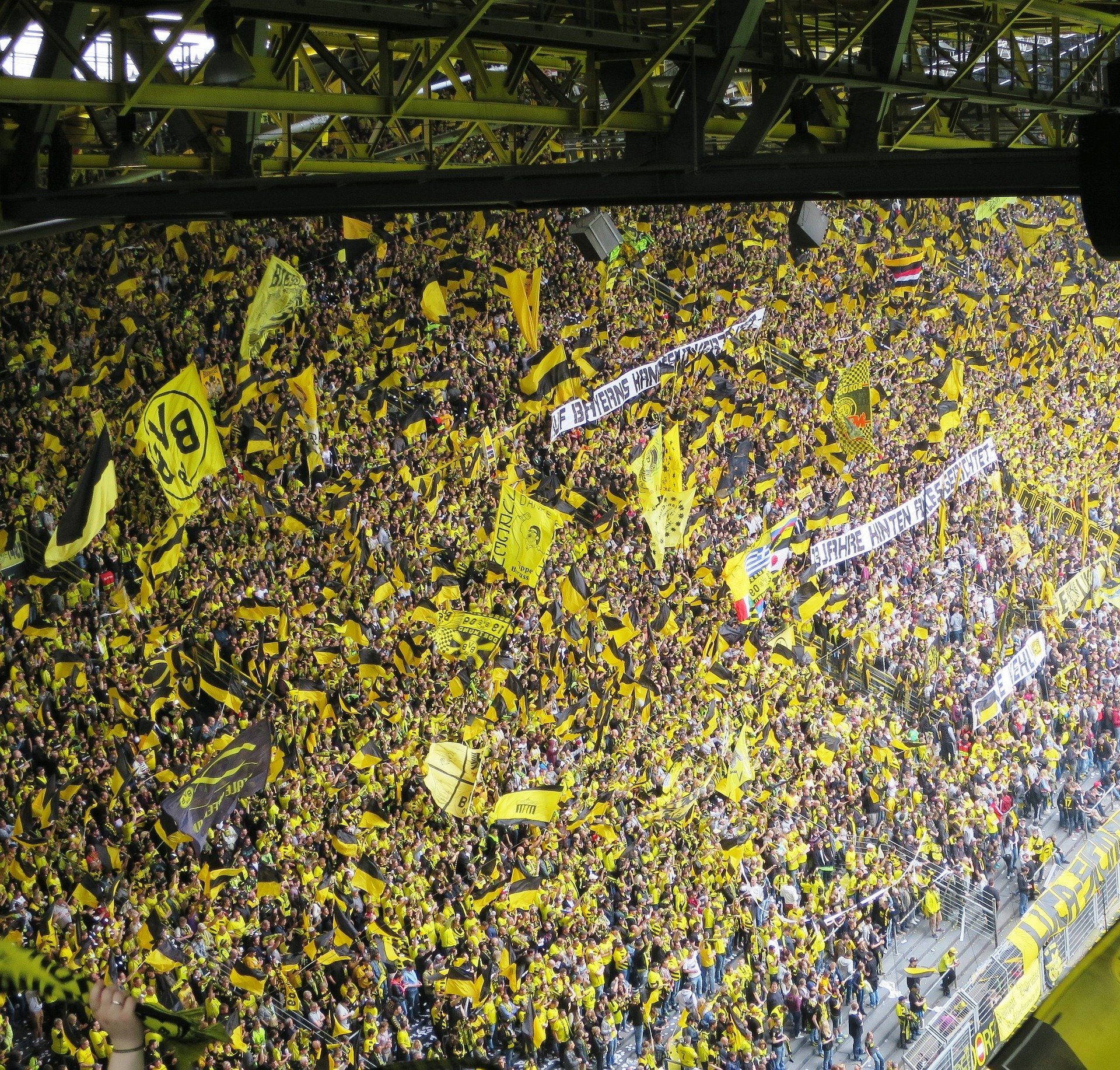 Dortmund vs. Frankfurt: Livestream und TV-Übertragung