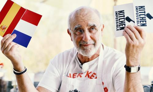 Kitchen Impossible: Wer ist Franz Keller?