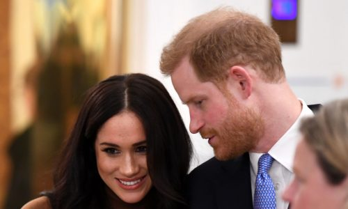 Meghan Markle und Prinz Harry: Offizielle Trennung am 1. April