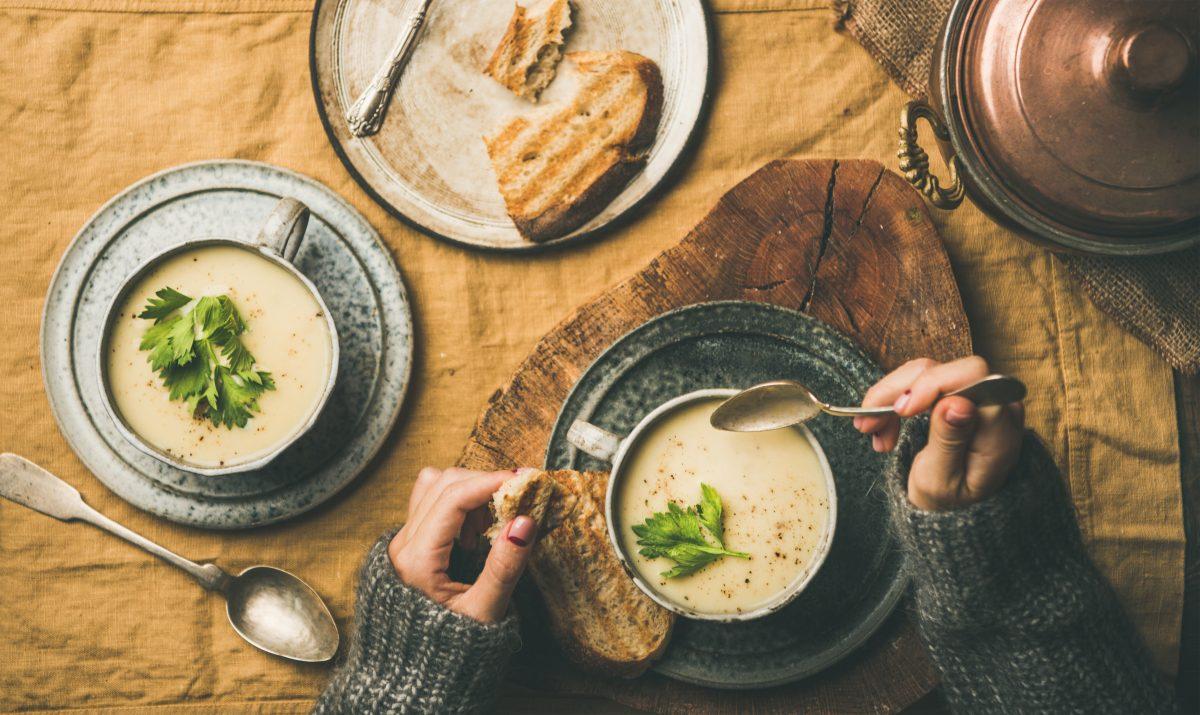 Ciao, Kälte! 5 Lebensmittel, die dich von innen wärmen