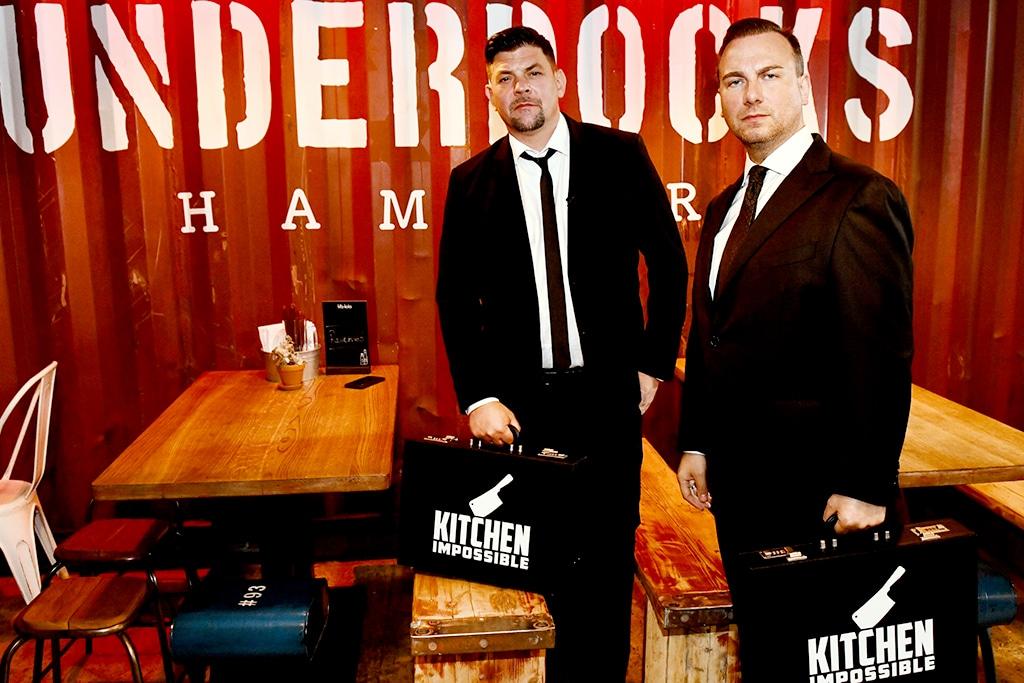 Kitchen Impossible: Tim Mälzer gegen Tim Raue