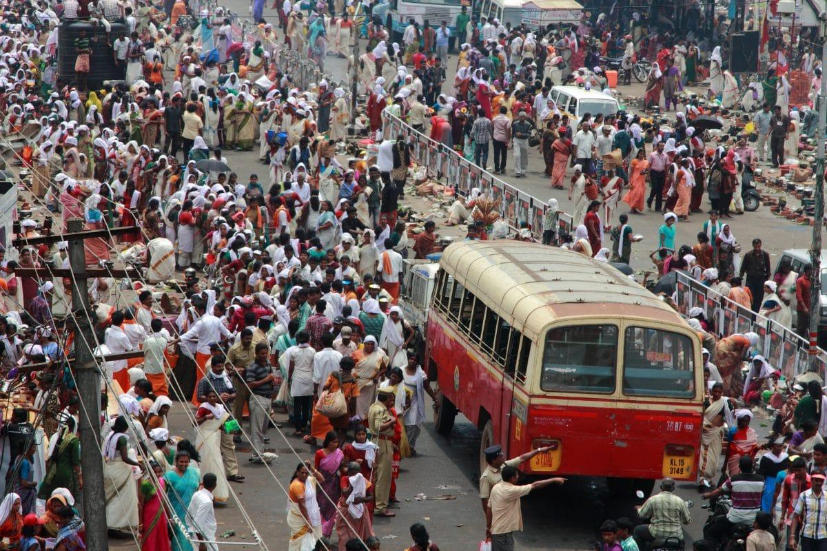Coronavirus: Ausgangssperre für eine Milliarde Menschen in Indien