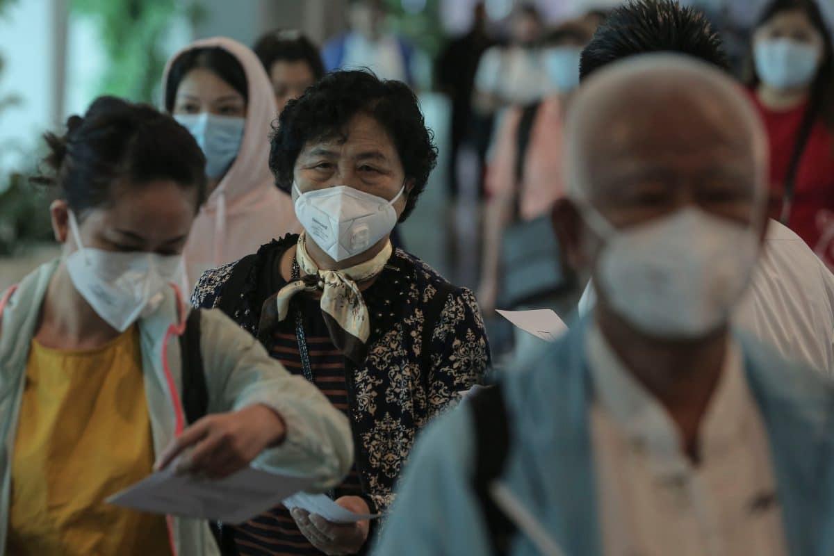 China: Eingeschleppte Coronavirus-Fälle werden zu großem Problem