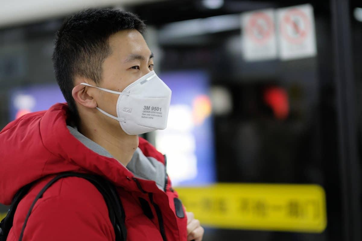 China liefert 2 Millionen Schutzmasken an die EU