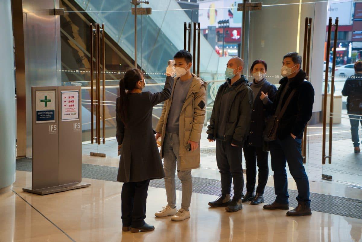 China meldet wieder keine Coronavirus-Neuinfektion: Dritter Tag in Folge
