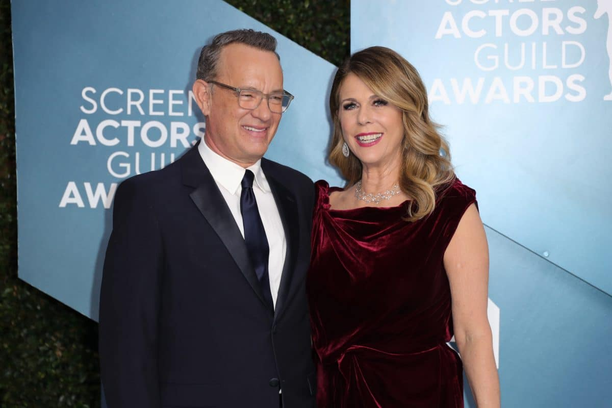 Coronavirus: Stars reagieren auf Diagnose von Tom Hanks und Rita Wilson