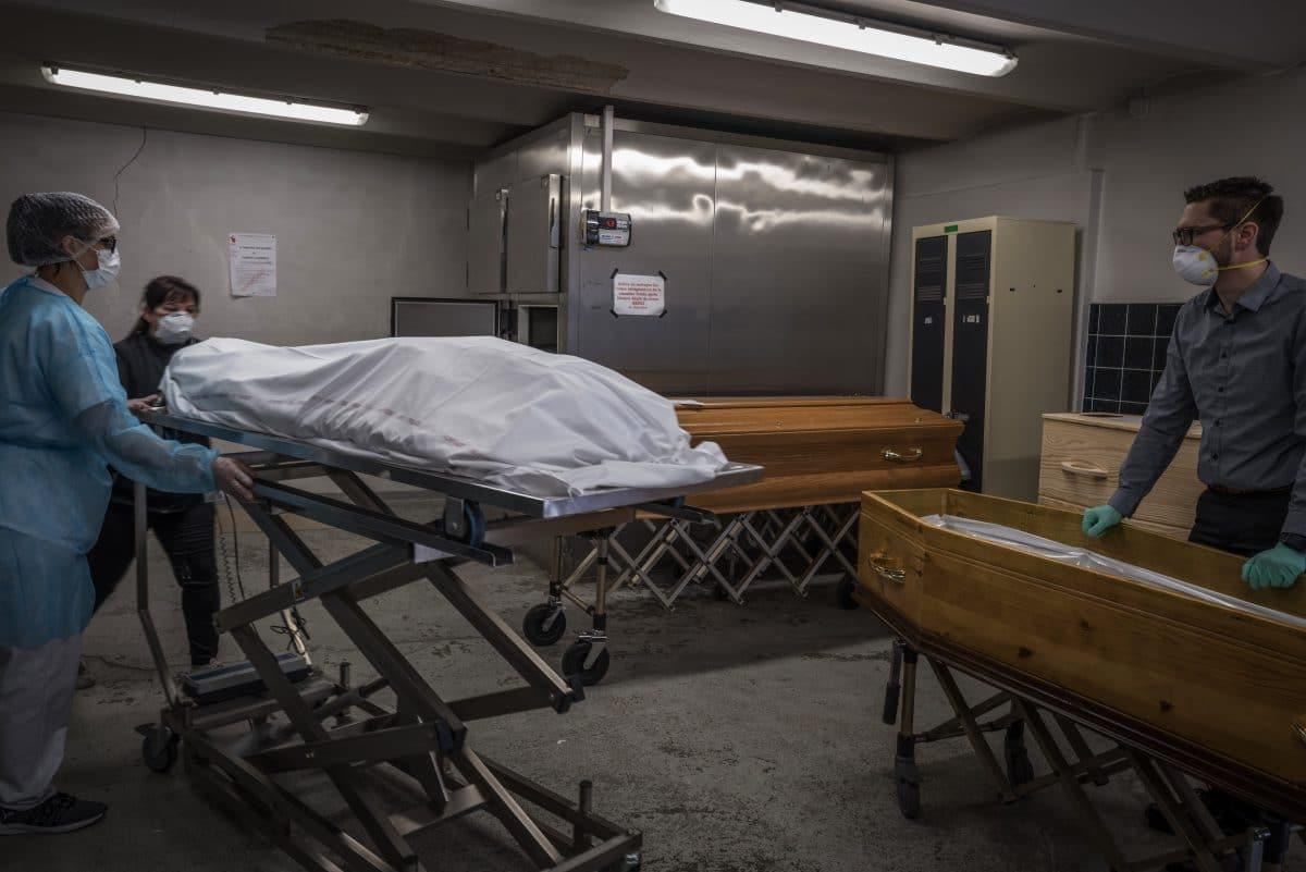 Coronavirus: Mehr als 30.000 Tote weltweit