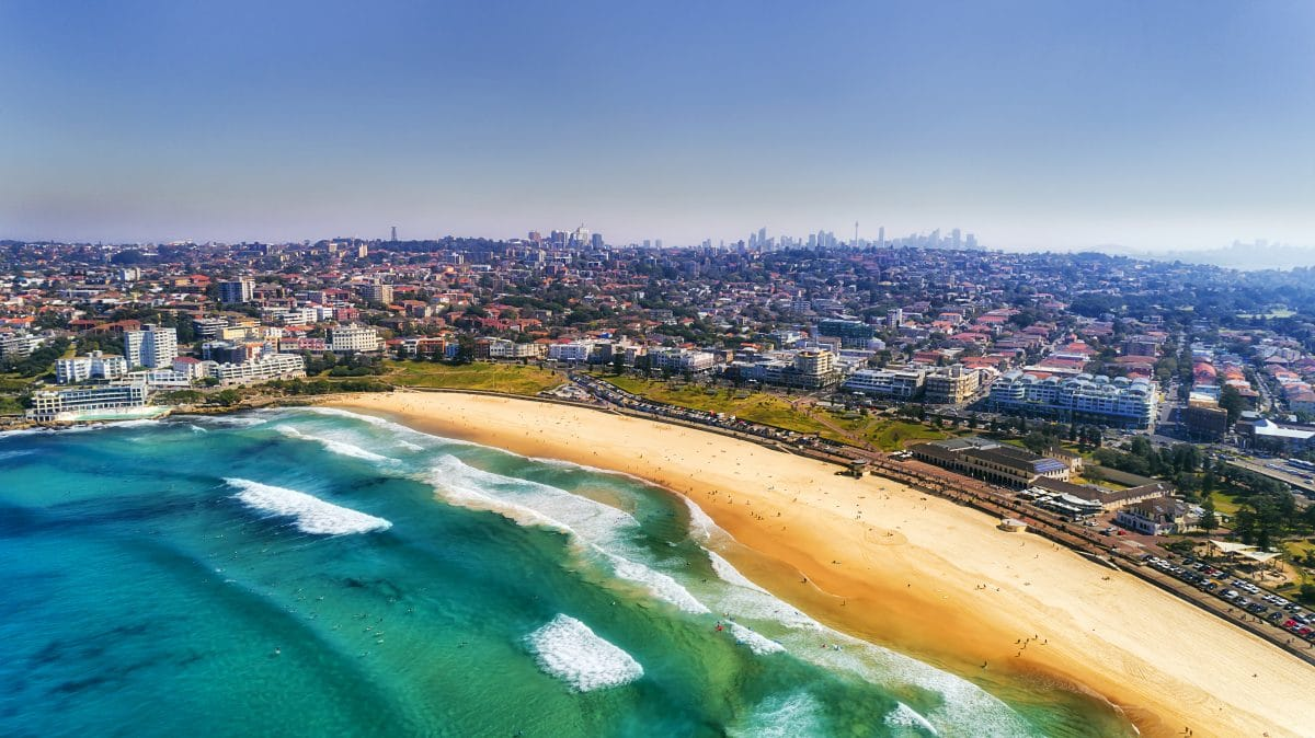 Coronavirus: Bondi Beach in Sydney geschlossen