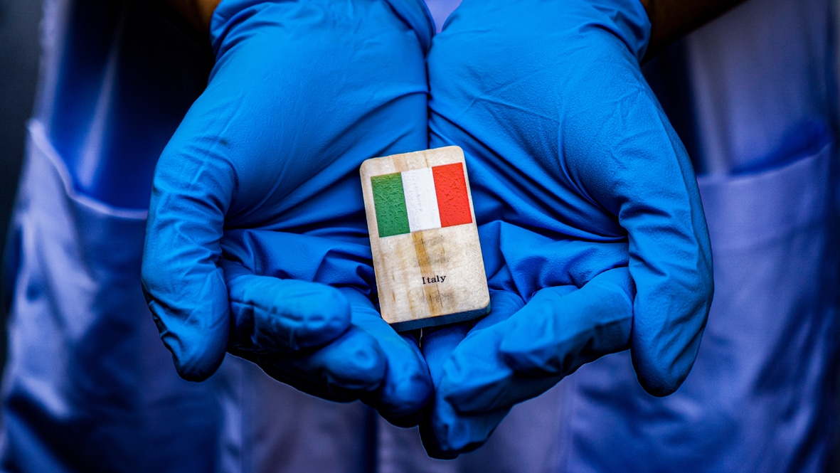 Coronavirus in Italien: Regierung ordnet absoluten Shutdown an