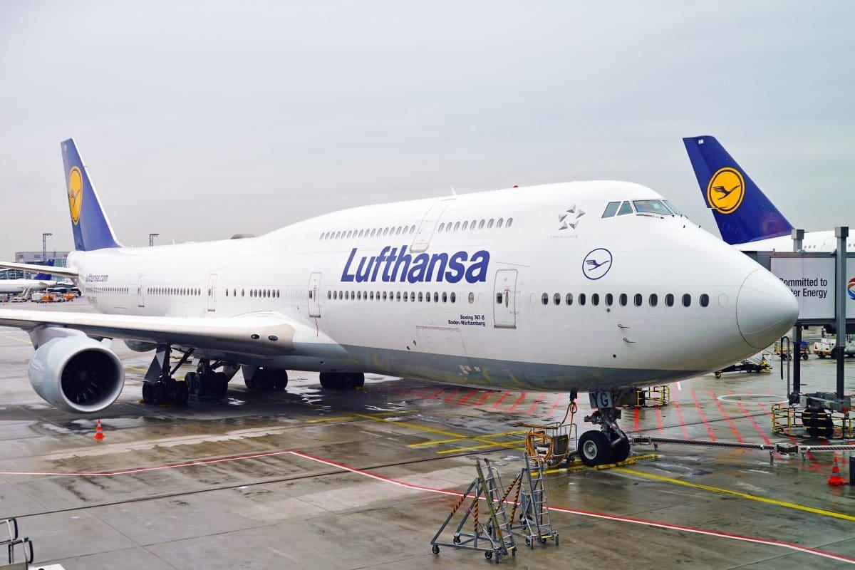 Coronavirus: Lufthansa streicht 95 Prozent aller Flüge