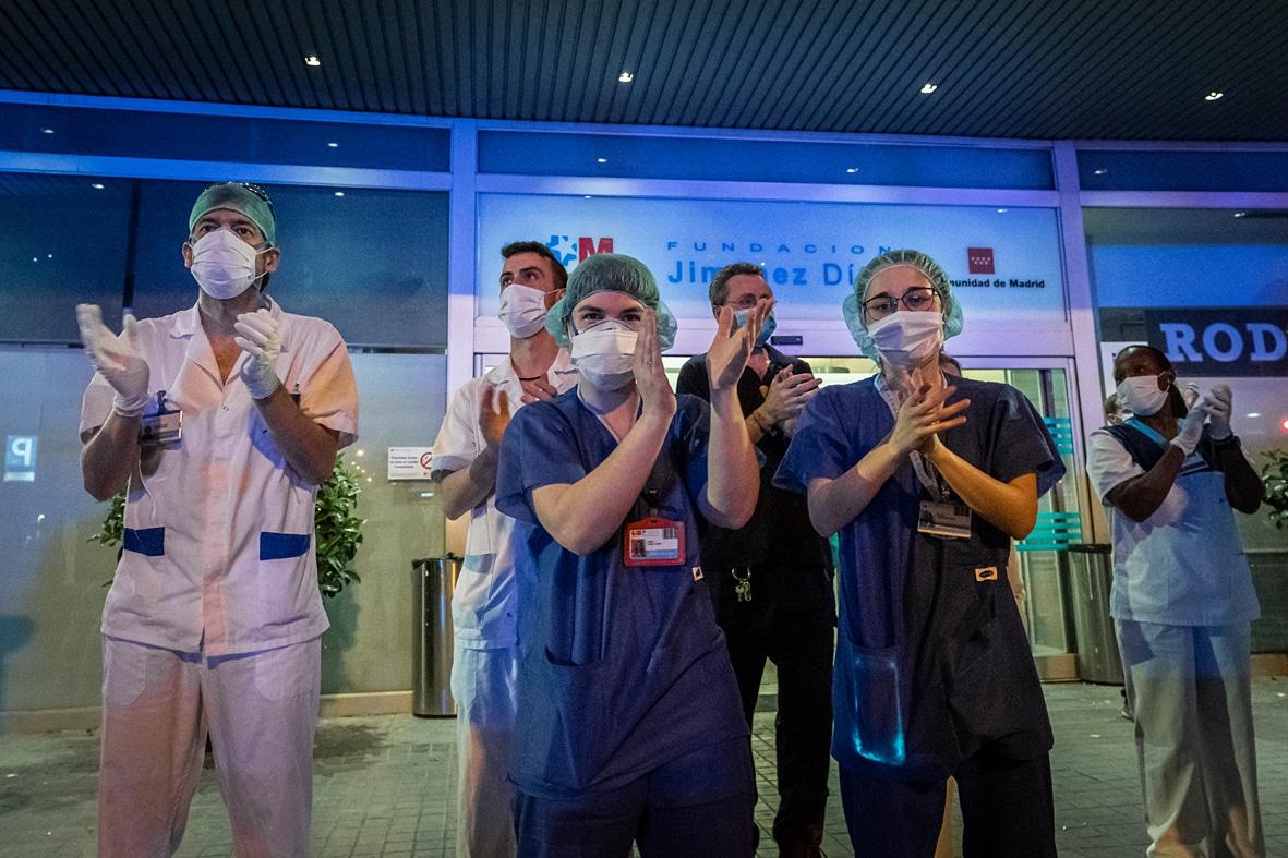 Coronavirus in Spanien: Wer über 75 ist, hat keine Chance auf die Intensivstation